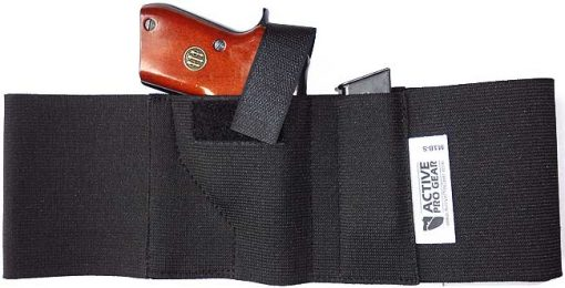 Defender Belly Band Concealment Holster Model M1B
