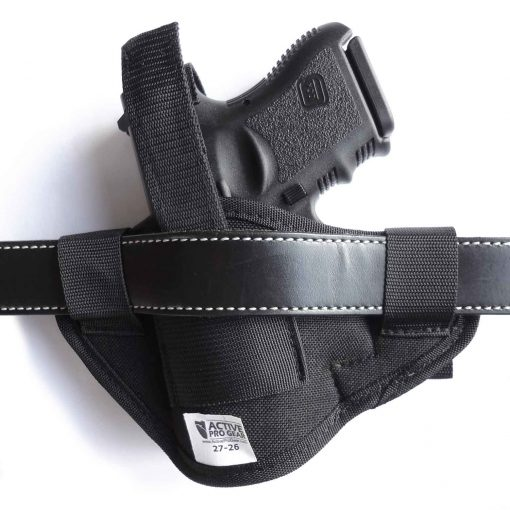 Model 27 Belt Quick Release Holster