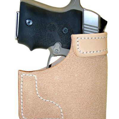Model 35 Leather Thumb Tab Pocket Holster