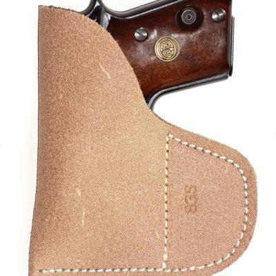 Model 83 Leather Pocket Concealment Holster
