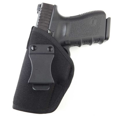 Middle Back MOB Concealed Carry Holster IWB gun holster mob middle of the back concealed carry waistband smith & wesson shield glock 43 26 19 SIG P365