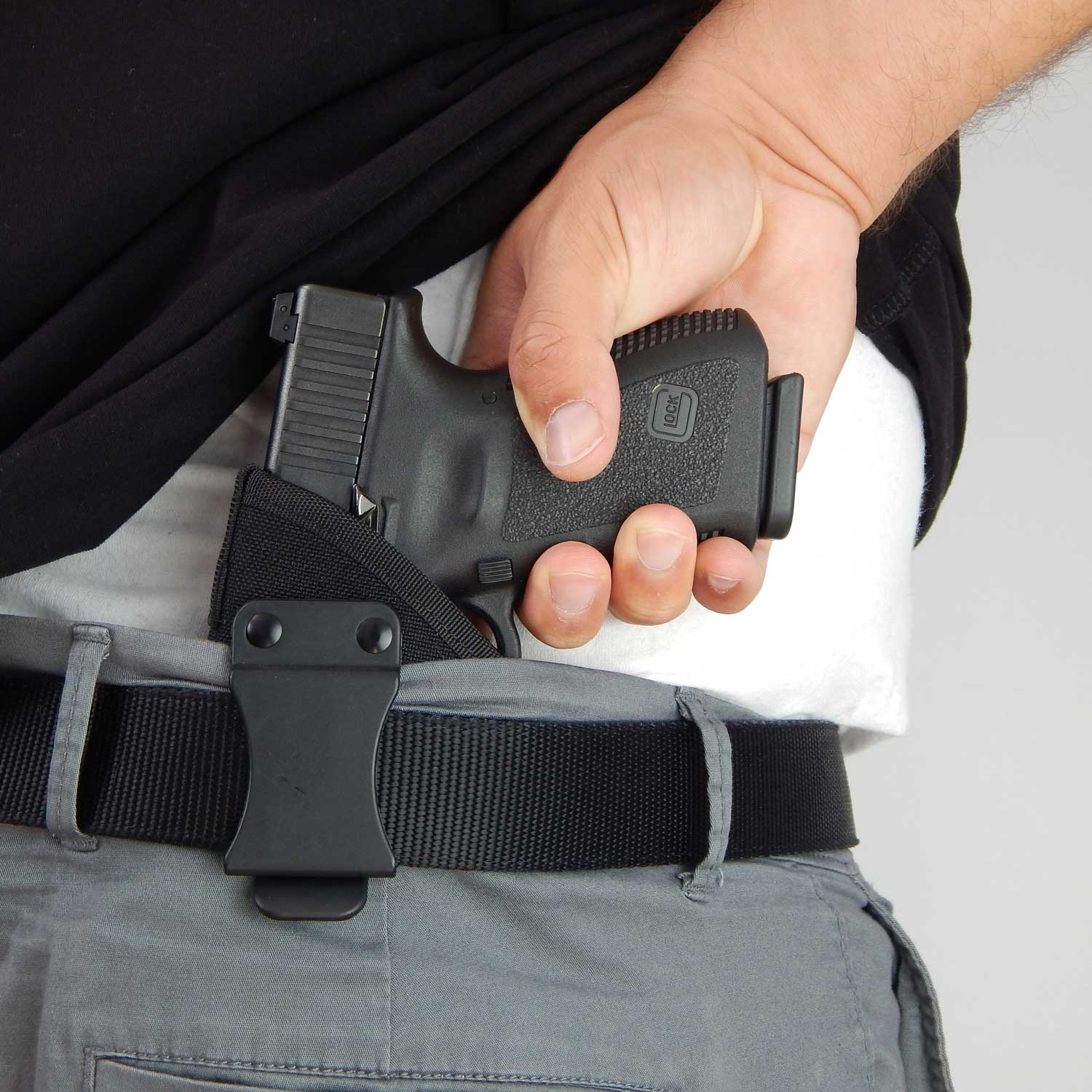 IWB Middle of the Back (MOB) Concealed Carry Holster