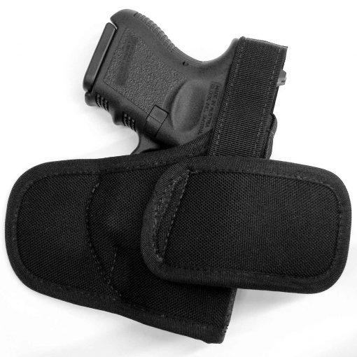 OWB Belt Gun Holster Concealed Carry Glock 19 43 Sig P365 Smith Wesson Shield