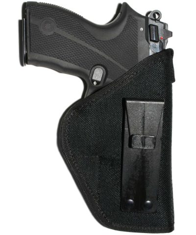 Gun Holster IWB Concealed Carry J Hook Concealment Tuckable Glock 43 26 19 Sig P365 Smith & Wesson Shield Springfield XDS Ruger LC9