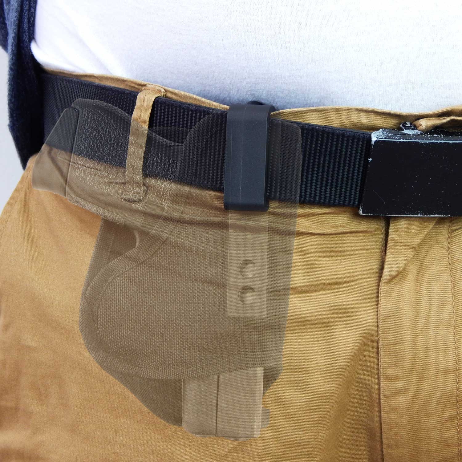 Concealed Carry Gun Holster IWB Push Draw