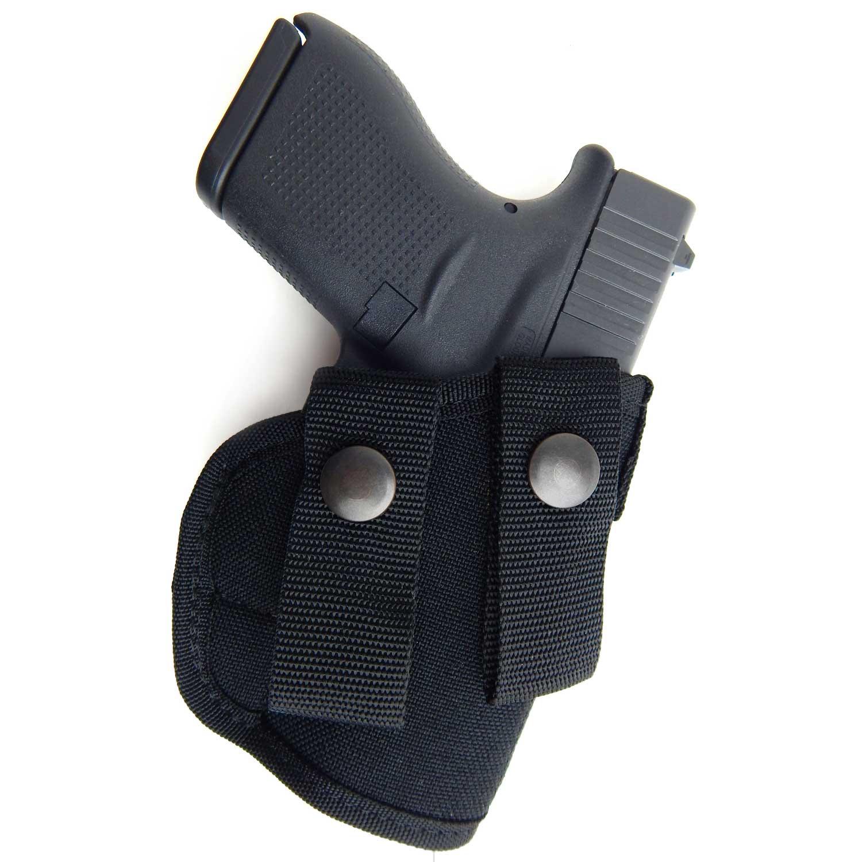 Nylon IWB concealment gun holster for Glock 39