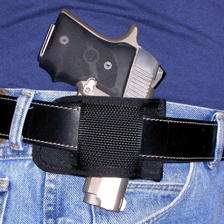 Compact Belt Slide Holster for conceal carry