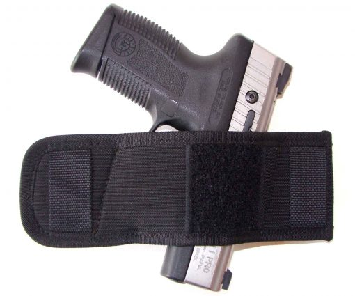 OWB Belt Slide Multi Gun Holster Concealed Carry Glock 19 43 26 Sig P365 Smith Wesson Shield
