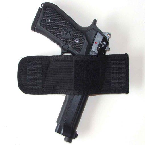 OWB Belt Slide Multi Gun Holster Concealed Carry Glock 19 43 26 Sig P365 Smith Wesson Shield