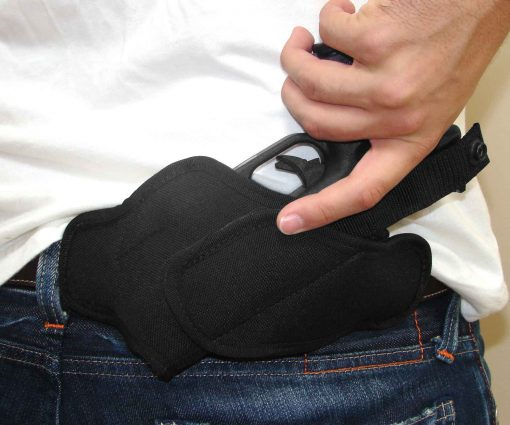 SOB Belt Holster Concealed Carry Small Of The Back Kidney Carry Holster