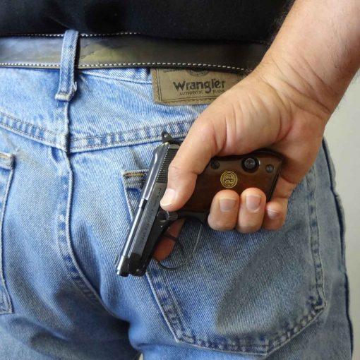 Wallet Holster Pocket Holsters Concealed Carry Rear Pants Pocket Holster Ruger LCP Sig P365