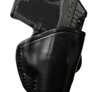 Model 43 Leather Belt Concealment Holster