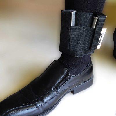 Model 12 Ankle Magazine/Tool Carrier