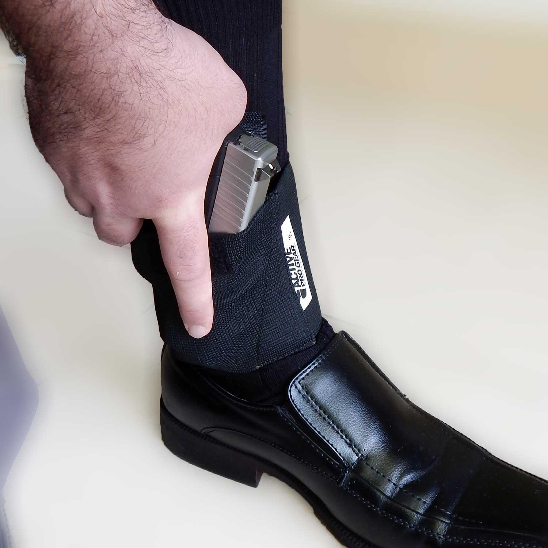 Model 258 Ankle Concealment Holster