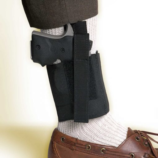 Model 258 Ankle Concealment Holster with optional Thumb Break