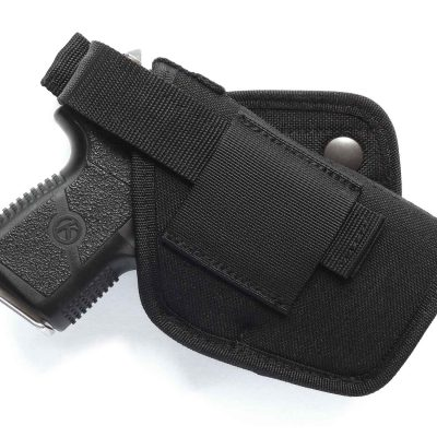 Model 46 Driving Crossdraw Belt Holster