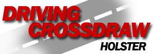Model 46 Driving/Crossdraw Holster