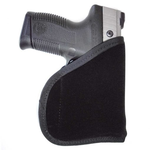 Pocket concealed carry gun holster for sig p365 glock g43 g26 g19 smith and wesson shield