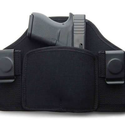 Model 63 Vikter Tuckable Dual Belt Clip IWB Concealment holster
