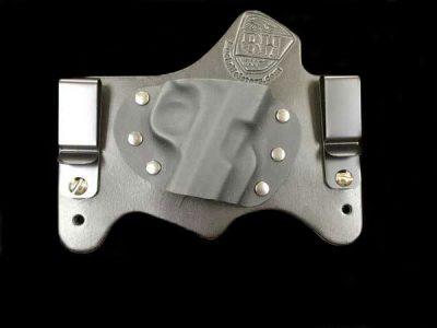 Micro Tucker IWB Hybrid Kydex Leather Conceal Holster