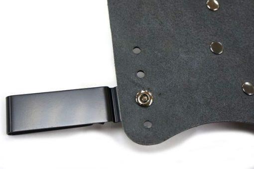 Pro Tucker IWB Hybrid Kydex Leather Holster