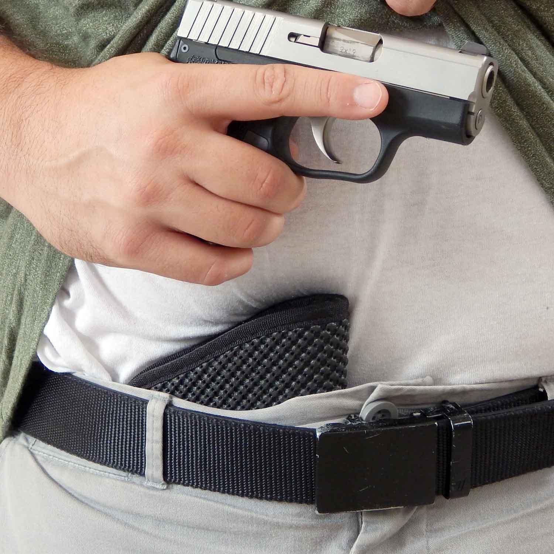 Back Pocket Wallet Holster For Sig P365 | Mount Mercy University
