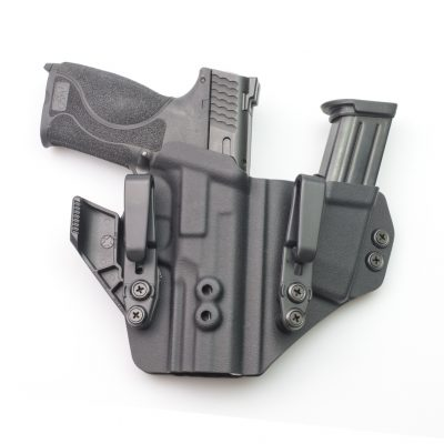 Kydex Appendix Carry IWB Tuckable Holster for Concealed Carry