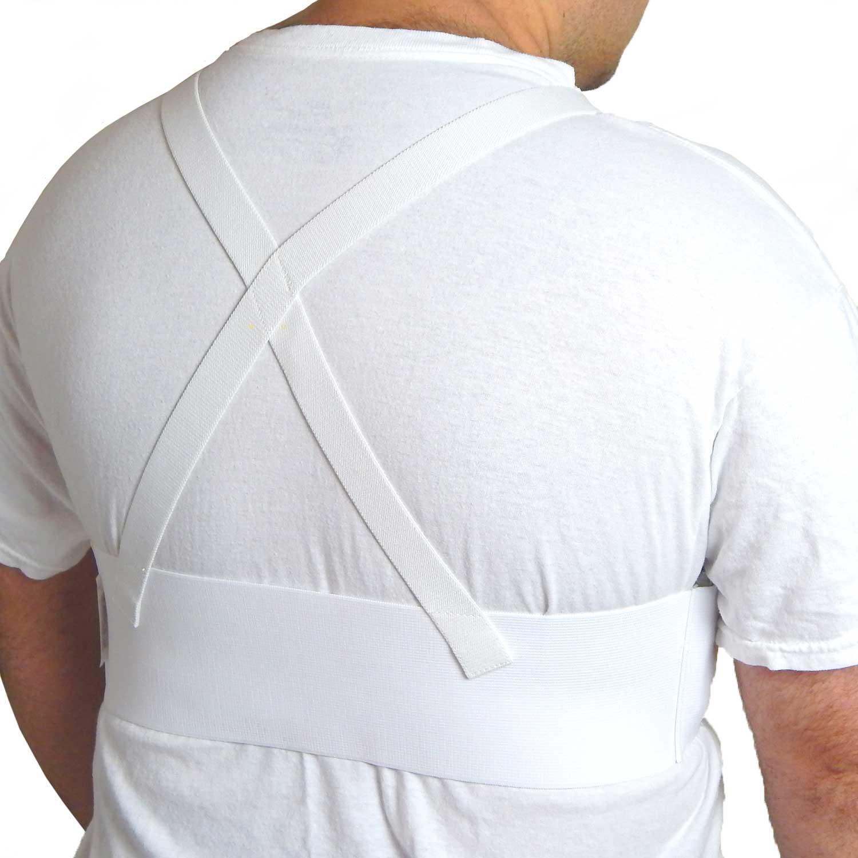Shoulder Gun Holster for concealed carry - DeepConcealment