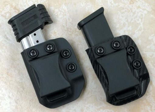 IWB-OWB Universal Kydex Magazine Carrier