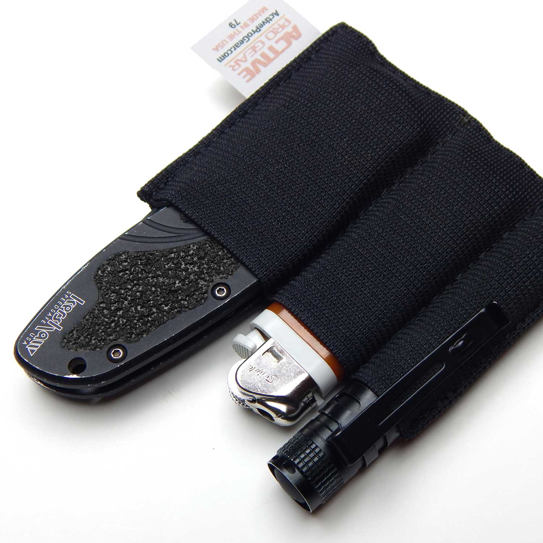Front Pocket EDC Pocket Organizer Edc Pocket Organizer Edc Wallet Organizer
