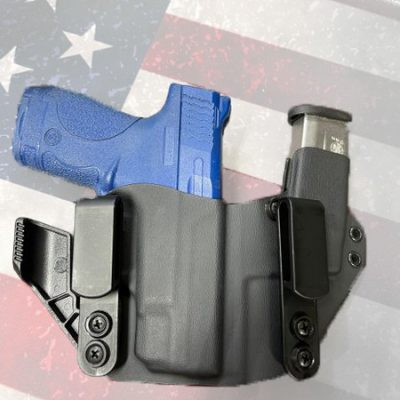 Tuckable Appendix Carry Gun Holster