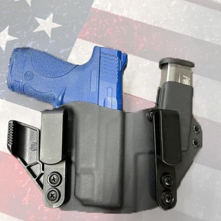 Tuckable Appendix Carry Gun Holster
